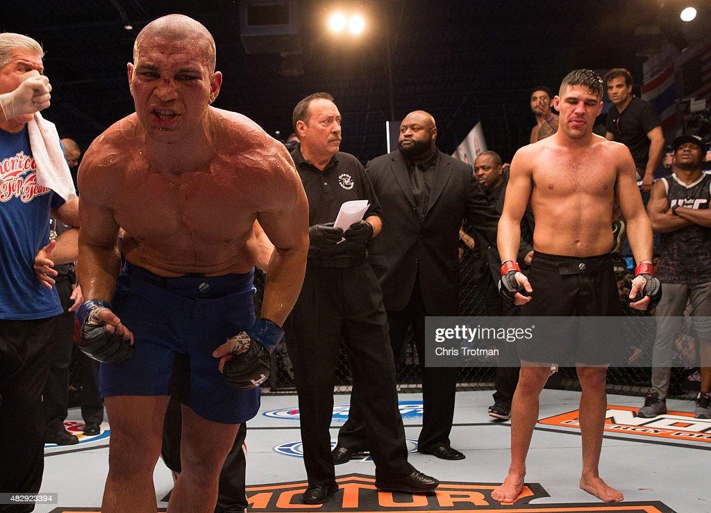 The Ultimate Fighter: American Top Team vs Blackzilians