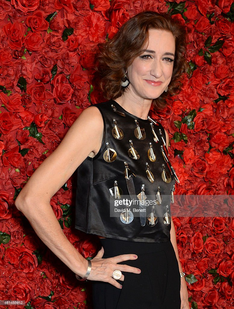 Haydn Gwynne attends an after party following the press night performance of 'Woman On The Verge Of A Nervous Breakdown' at The Royal Horseguards...