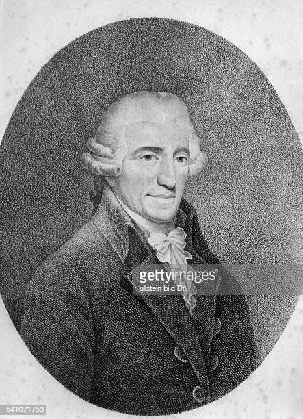 Haydn Joseph *3103173231051809Komponist AT Portrait ad HaydnHaus in Eisenstadt undatiert