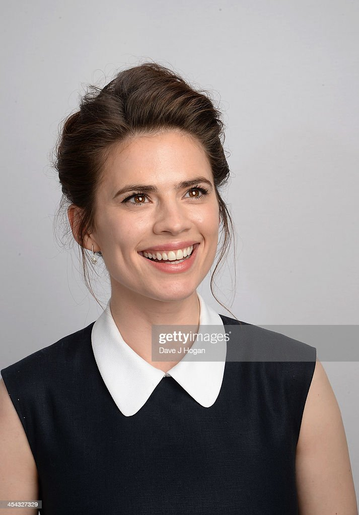 Hayley Atwell attends the Moet British Independent Film Awards 2013 at Old Billingsgate Market on December 8, 2013 in London, England.
