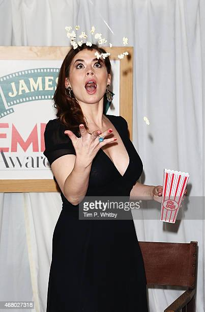 Hayley Atwell during the Jameson Empire Awards 2015 at the Grosvenor House Hotel on March 29 2015 in London England