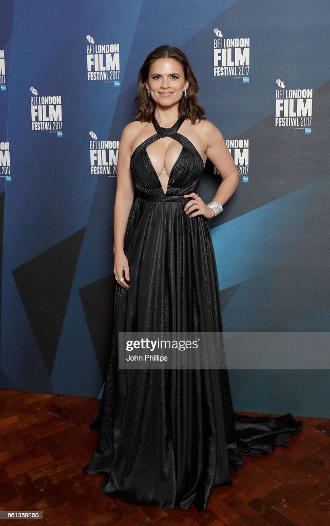 61st BFI London Film Festival Awards - Winners Room