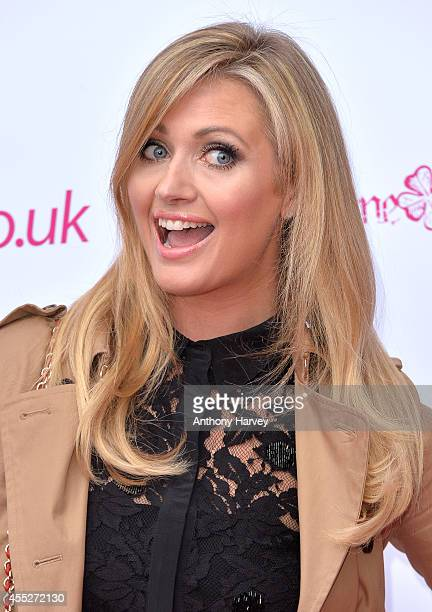 Hayley McQueen attends the Fearne Cotton for Verycouk Fashion show at One Marylebone on September 11 2014 in London England