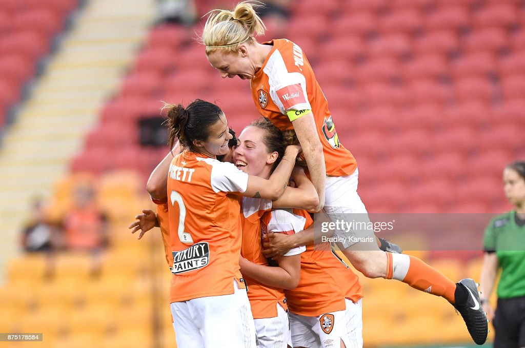 W-League Rd 4 - Brisbane v Adelaide