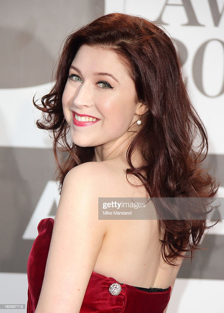 Hayley Westenra attends the Classic BRIT Awards 2013 at Royal Albert Hall on October 2, 2013 in London, England.