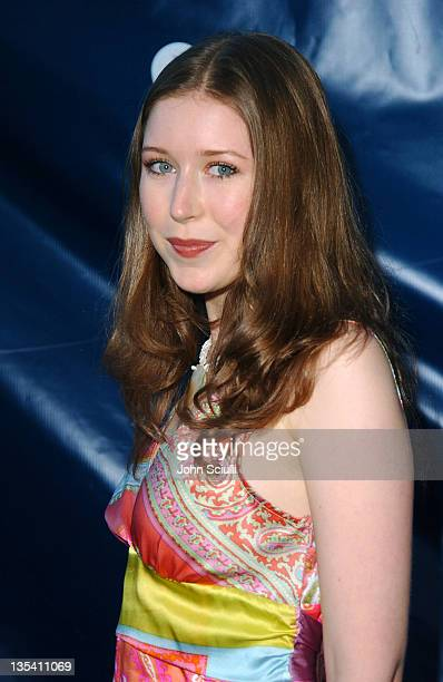 Hayley Westenra during Gibson/Baldwin Presents 'Night at the Net' at the 78th Annual MercedesBenz Cup Benefiting MUSICARES Foundation Arrivals at Los...