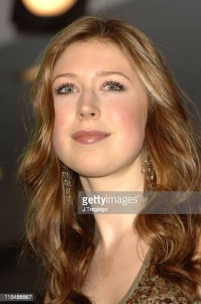 Hayley Westenra during Hayley Westenra InStore Performance at HMV in London September 27 2005 at HMV Oxford Street in London Great Britain