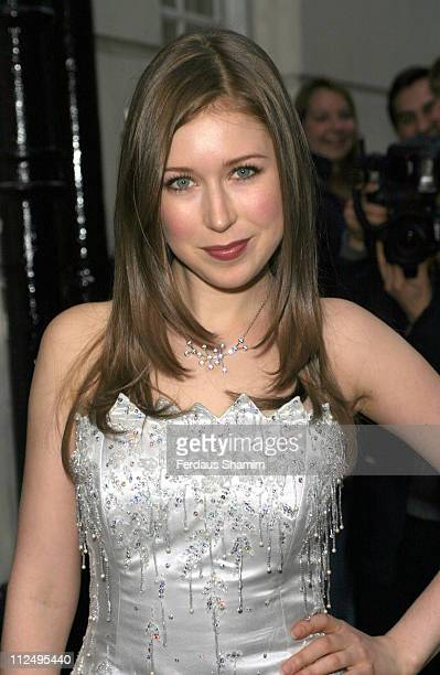 Hayley Westenra during Hayley Westenra's 18th Birthday Party at Soho Lounge in London Great Britain