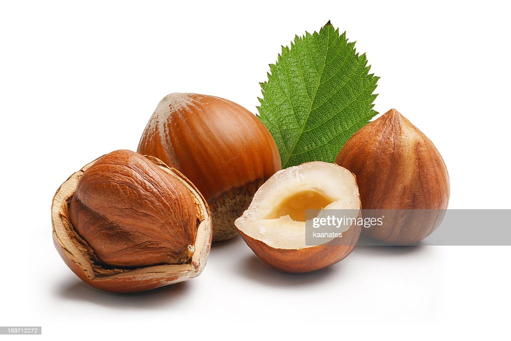 Hazelnuts Composition