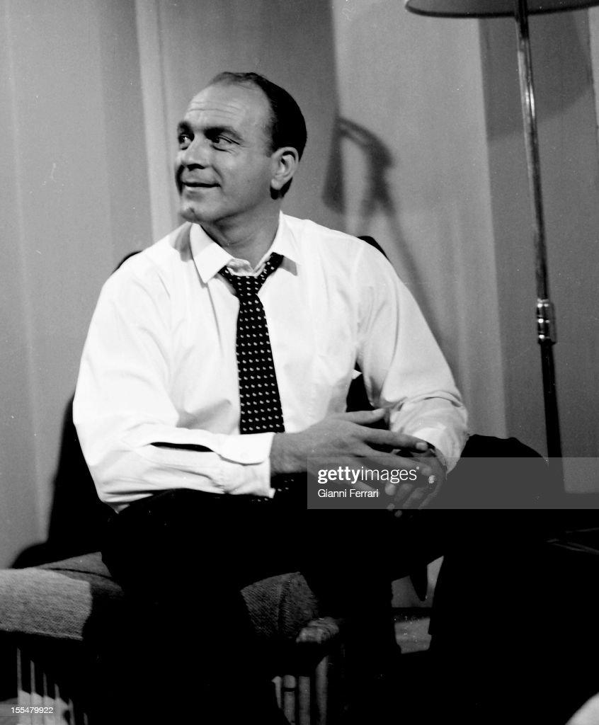 Alfredo Di Stefano actor