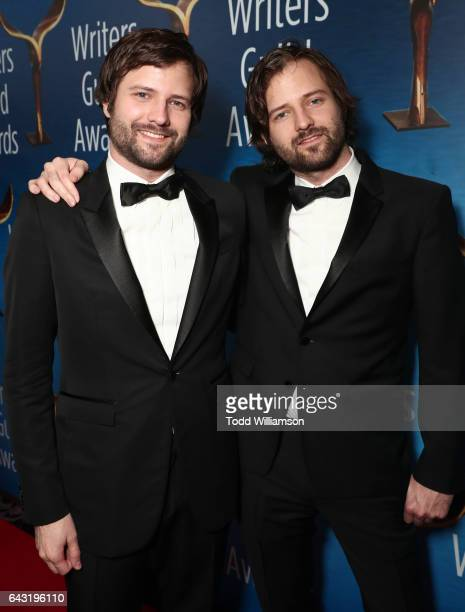 he Duffer Brothers Matt Duffer and Ross Duffer attend the 2017 Writers Guild Awards LA Ceremony at The Beverly Hilton Hotel on February 19 2017 in...
