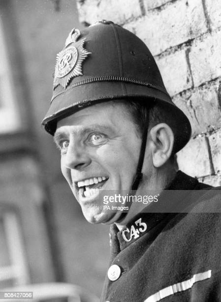 He looks to genial to make a 'pinch' but the bobby underneath this helmet is Norman Wisdom He is in uniform for 'On the Beat' his ninth comedy for...