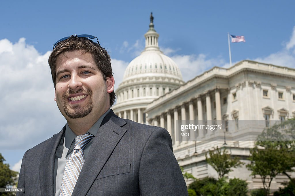 He Only Spent Three Months On Capitol Hill But Zach Ennis A Deaf College  Intern In