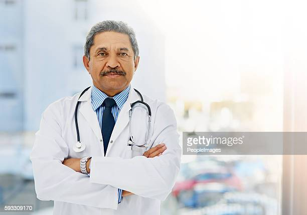 He sets the standard in healthcare excellence
