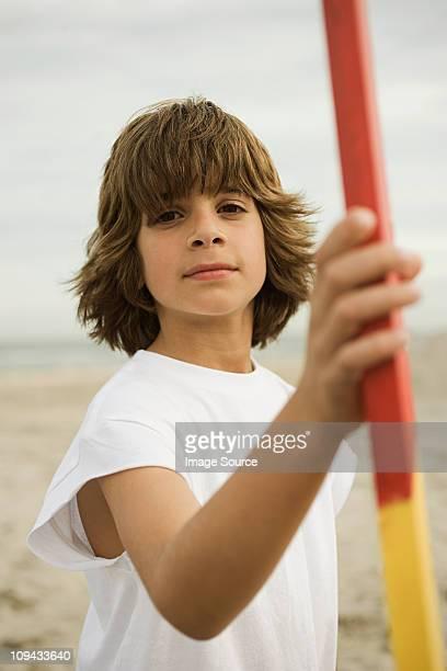 Kopf und Schultern Porträt des Jungen