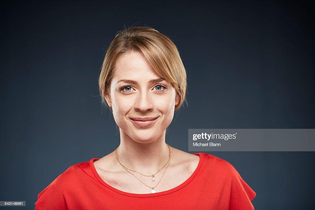 Head and Shoulders Portrait