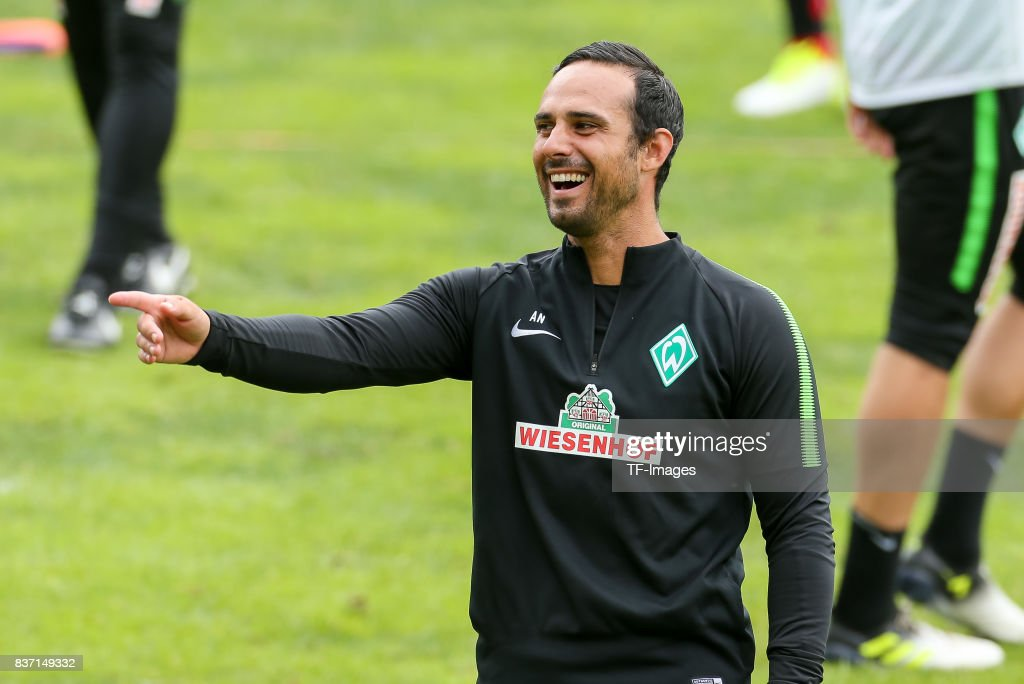 Werder Bremen Training Camp