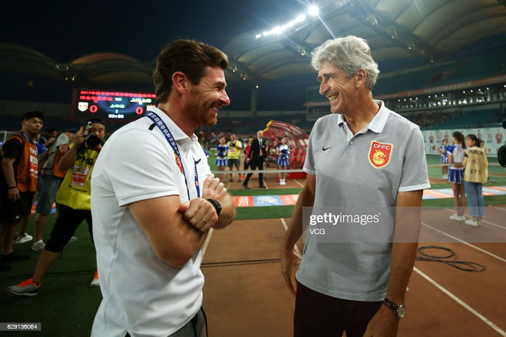 Hebei China Fortune v Shanghai SIPG - China Super League