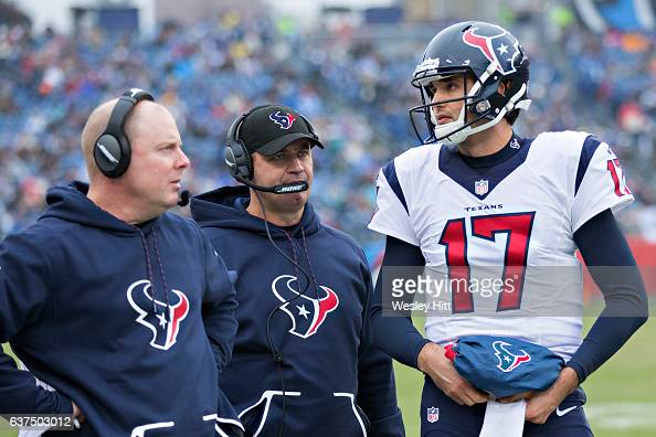 Houston Texans v Tennessee Titans : News Photo
