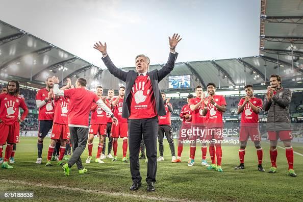 VfL Wolfsburg v Bayern Muenchen - Bundesliga : News Photo