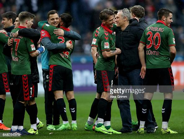Eintracht Frankfurt v SC Freiburg - Bundesliga : News Photo