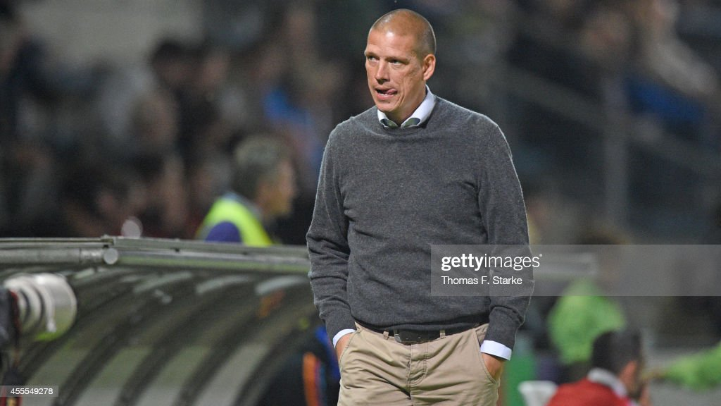 SpVgg Unterhaching v Arminia Bielefeld - 3. Liga