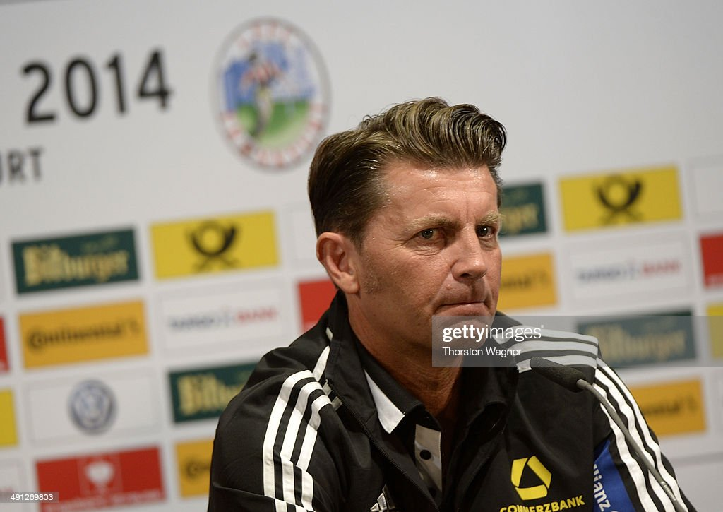 Women's DFB Cup Final - Press Conference
