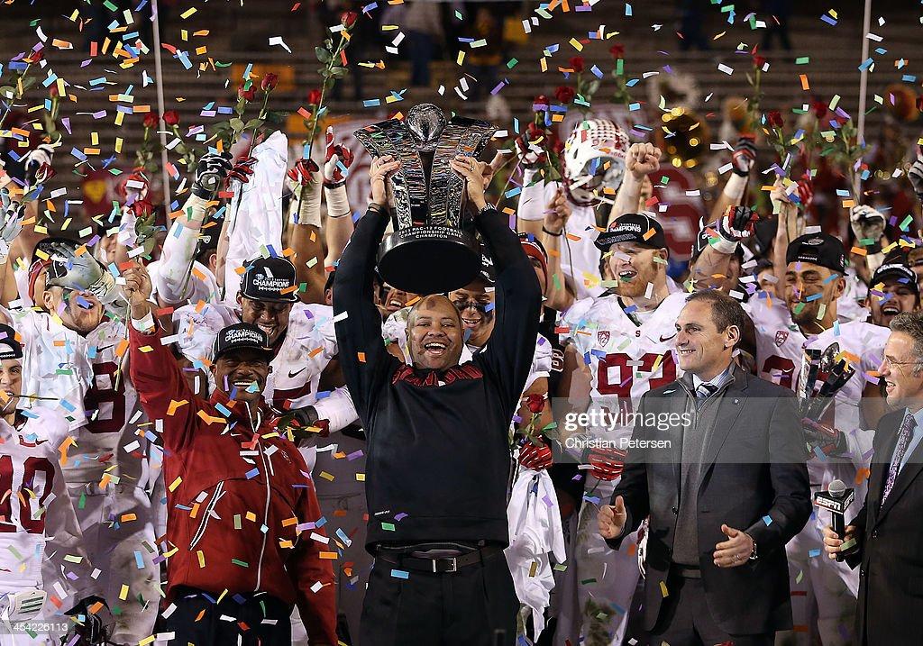 Pac 12 Championship - Stanford v Arizona State