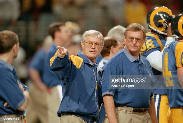 Dick Vermeil Stock Photos And Pictures Getty Images