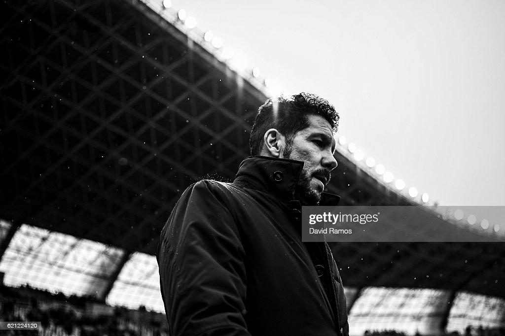 Real Sociedad de Futbol v Atletico Madrid - La Liga