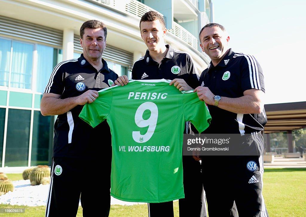 Ivan Perisic Signs For VfL Wolfsburg