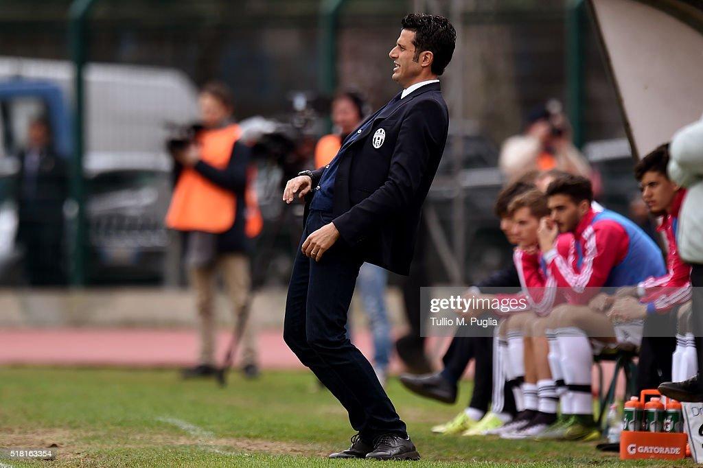 FC Juventus v US Citta di Palermo - Viareggio Juvenile Tournament