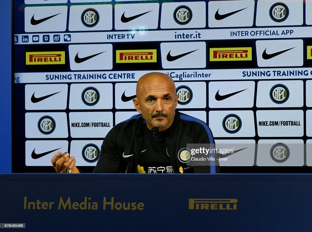 FC Internazionale Press Conference