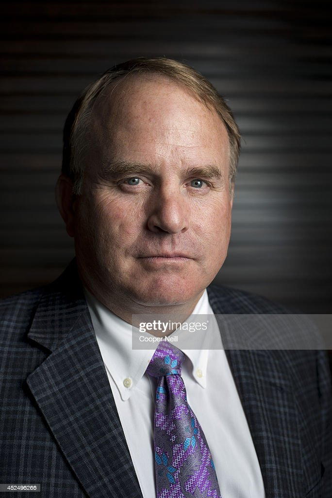 TCU head coach <a gi-track='captionPersonalityLinkClicked' href=/galleries/search?phrase=Gary+Patterson&family=editorial&specificpeople=2248368 ng-click='$event.stopPropagation()'>Gary Patterson</a> poses for a portrait during the Big 12 Media Day on July 21, 2014 at the Omni Hotel in Dallas, Texas.