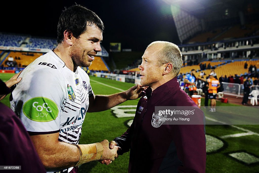 NRL Rd 20 - Warriors v Sea Eagles