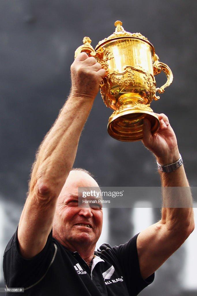 New Zealand IRB RWC 2011 Celebration Parade