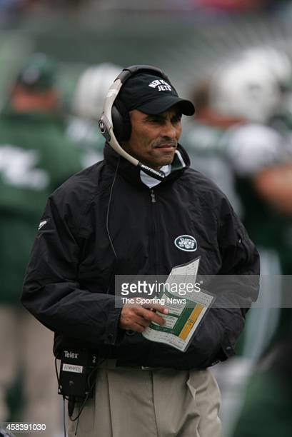 Herman Edwards Stock Photos and Pictures | Getty Images