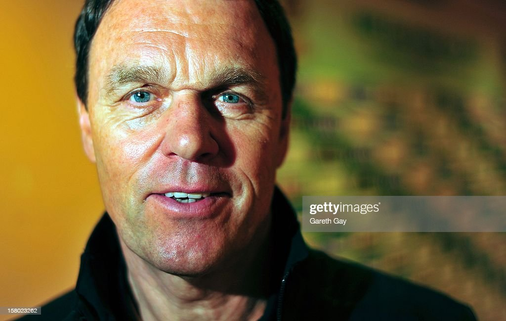 Head coach Holger Osieck of Australia poses after a press conference during the EAFF East Asian Cup 2013 Qualifying match between Chinese Tapei and the Australian Socceroos at Hong Kong Stadium on December 9, 2012 in So Kon Po, Hong Kong.