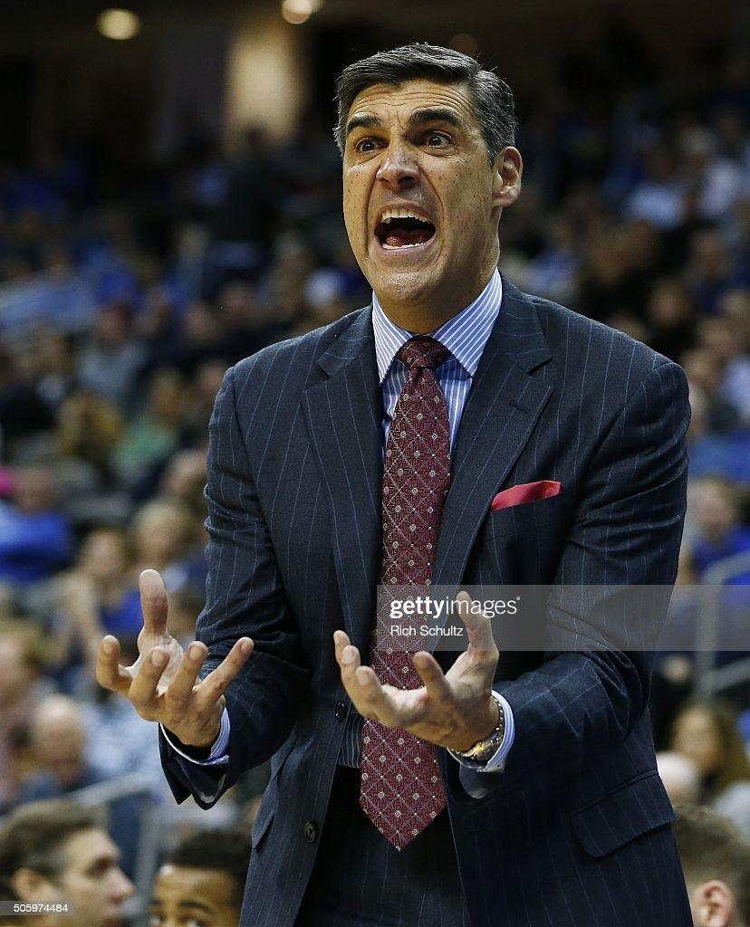 wright head coach villanova