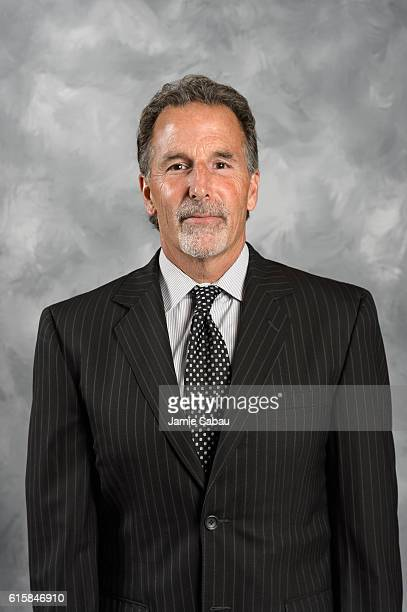 Head Coach John Tortorella of the Columbus Blue Jackets poses for his official headshot for the 201617 season on October 6 2016 at Nationwide Arena...
