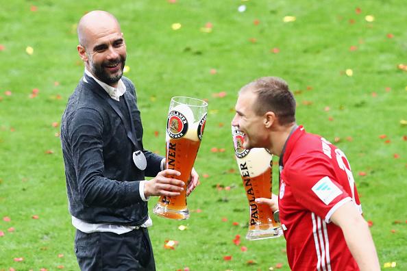 FC Bayern Muenchen v Hannover 96 - Bundesliga : News Photo