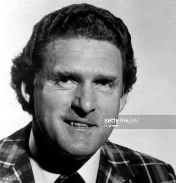 Head coach Larry Hillman of the Winnipeg Jets poses for a portrait in September 1978 in Winnipeg Manitoba Canada