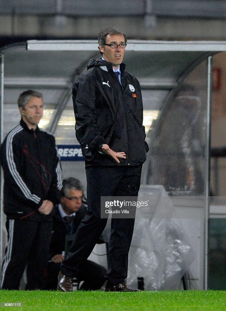 Juventus FC v Bordeaux - UEFA Champions League