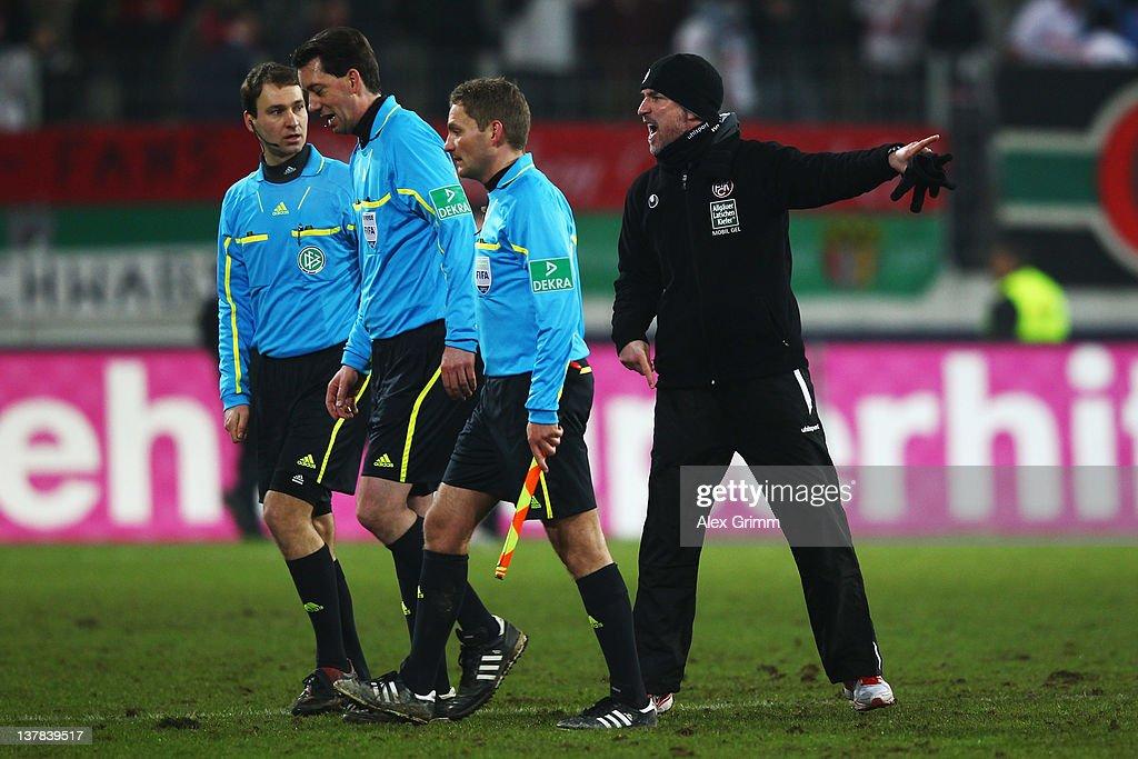 FC Augsburg v 1. FC Kaiserslautern  - Bundesliga