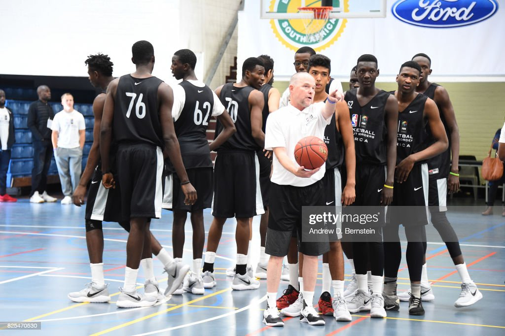 2017 Basketball Without Borders - Africa