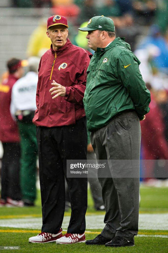 Washington Redskins v Green Bay Packers