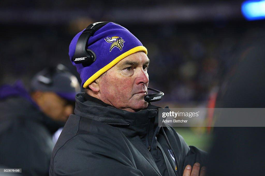 New York Giants v Minnesota Vikings