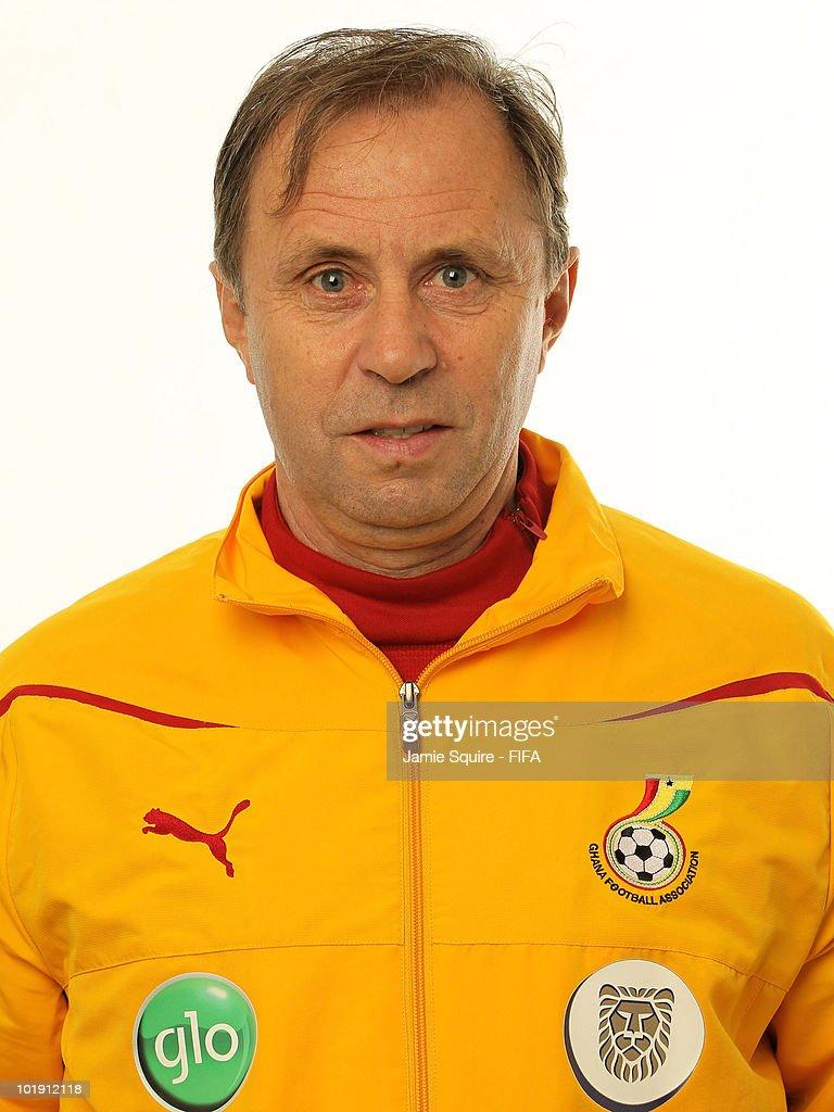 Ghana Portraits - 2010 FIFA World Cup