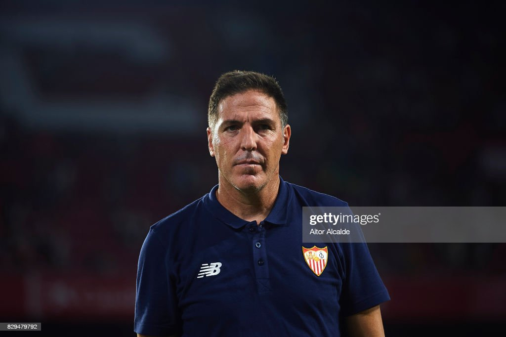 Sevilla FC v AS Roma - Pre Season Friendly