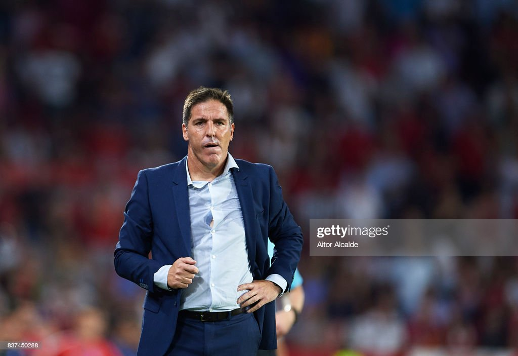 Sevilla FC v Istanbul Basaksehir F.K. - UEFA Champions League Qualifying Play-Offs Round: Second Leg